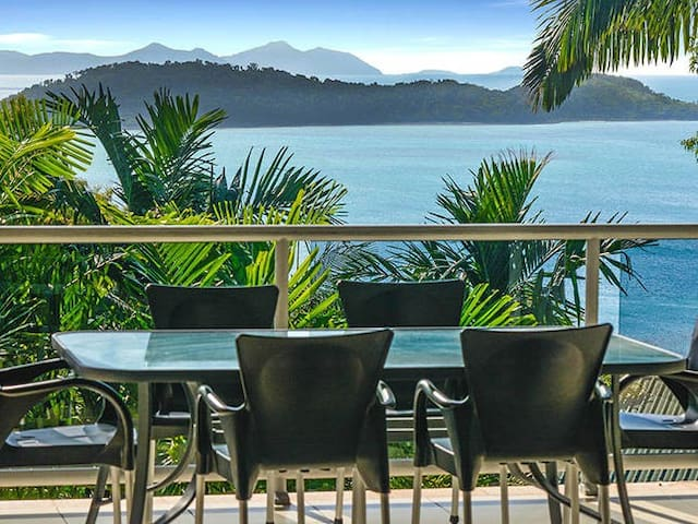 Penthouse Style Apartment with Spectacular Views - Whitsundays - Appartement