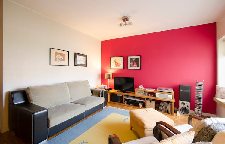 suite with a balconi near oporto - Maia - Apartemen