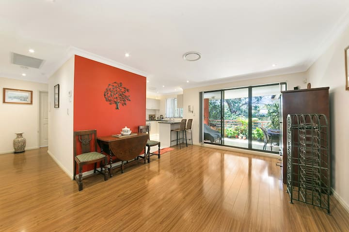 Cosy Room in Beautiful Apartment near North Rocks - Northmead
