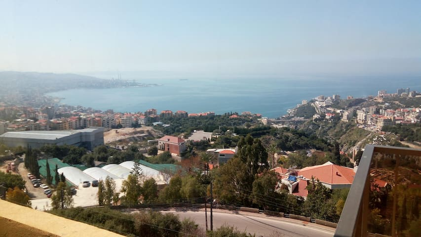 New appartment in Ghazir with a wonderful view - Ghazir - Appartement