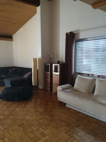 Nettes und gemütliches Zimmer - Brackenheim - Hus