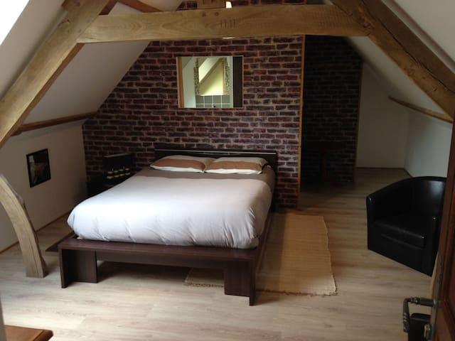 rêvedelac chambre loft - Brêmes