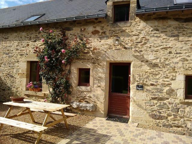Holiday Cottage 'Bonnezeaux' - Bellevigne-en-Layon - Lägenhet