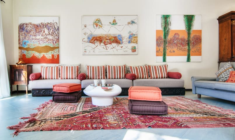 Green Oasis Anfa in Casablanca - Casablanca - Bed & Breakfast