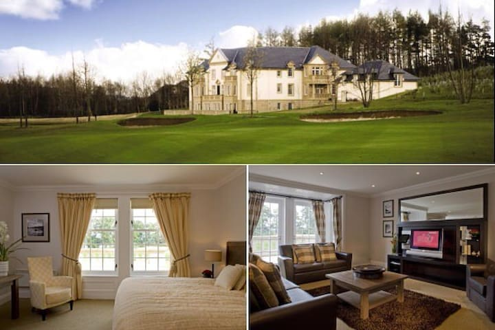 The Carrick Resort Mansion House - Arden - Appartement