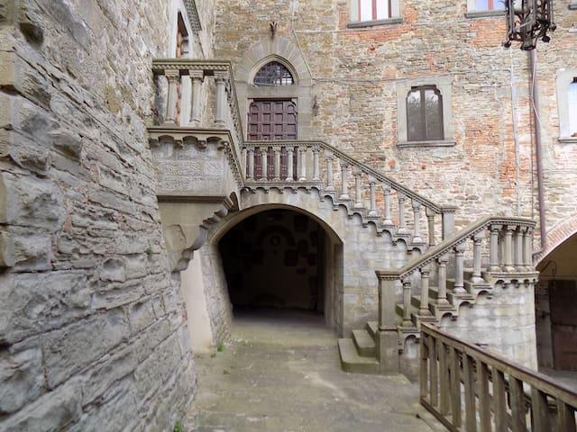 Hs4U Castle Suite apartment la Fioraia - Provincia di Arezzo - Castelo