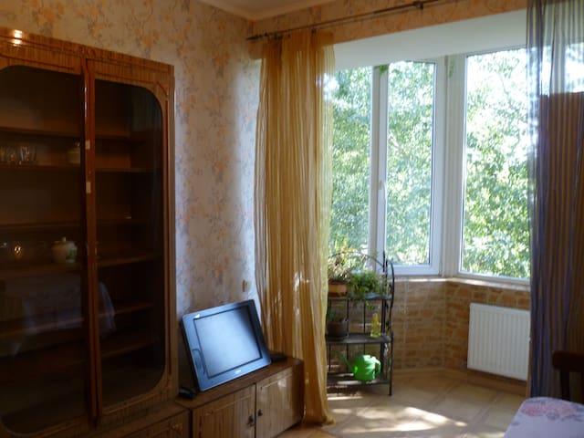 Уютная 2-х комнатная квартира с видом на парк - Pyatigorsk - 公寓