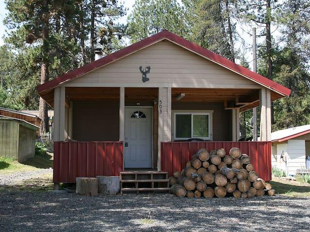 Cascade cabin mountain retreat - Cascade - Cabaña