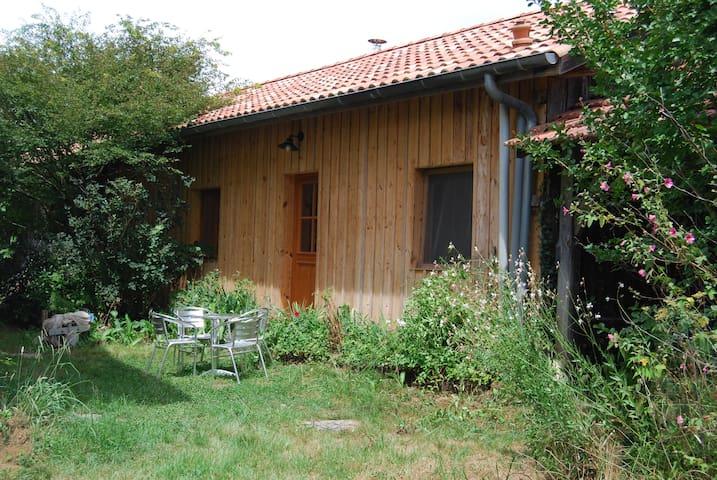 House in Organic Farm - Saint-Jean-de-Marsacq