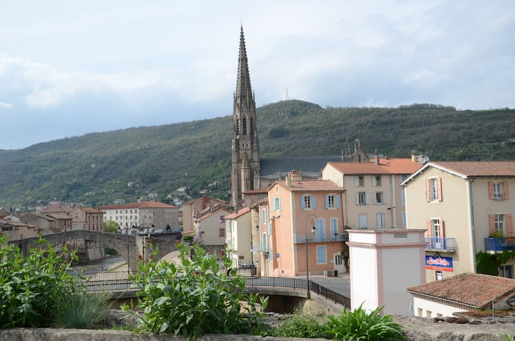 la halte du voyageur - Saint-Affrique - Rekkehus