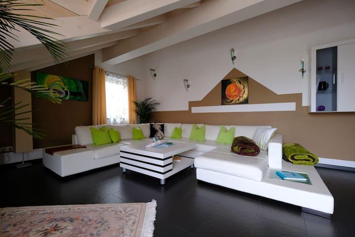 Große-Extravagante Wohnung im schönen Alläu - Westendorf - Lägenhet