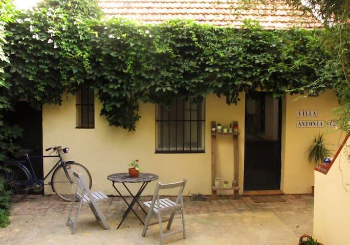 Casita en el jardín en céntrico barrio de Sevilla - Sevilla - Talo