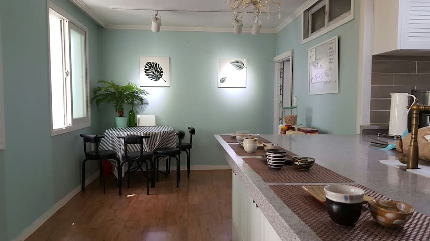 Riverside Big Table COMMUNI HOUSE-Indeogwon St(4) - Dongan-gu, Anyang - Ev