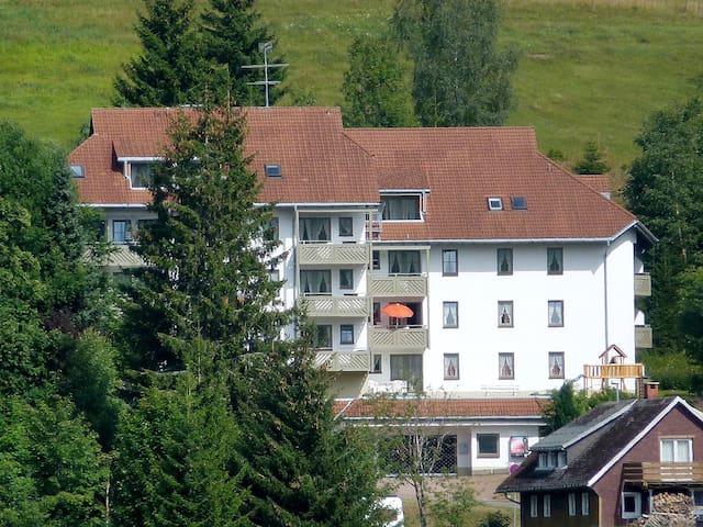 40 m² 2-room apartment Schauinsland in Todtnau - Todtnau - Departamento