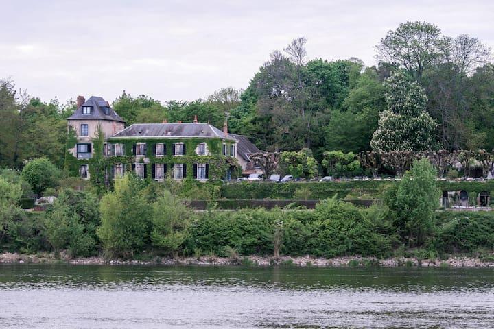 La Mouche chambre d'hôtes - Meung-sur-Loire - Gjestehus