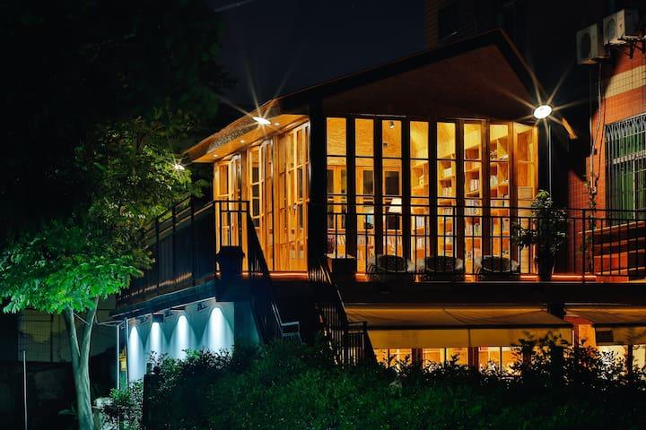在厦门最美公益图书馆主人家里(厦门北),感受大爱、文艺、静谧的美好生活 - 厦门 - 別荘