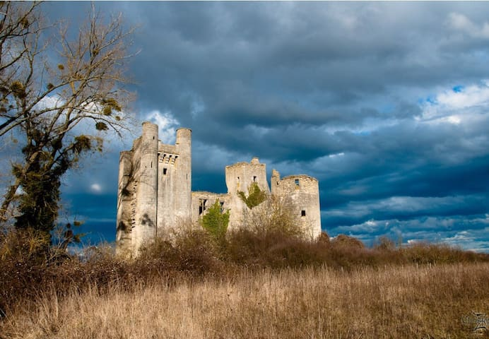 La Ferme du Chateau - Varennes-lès-Narcy - Huis