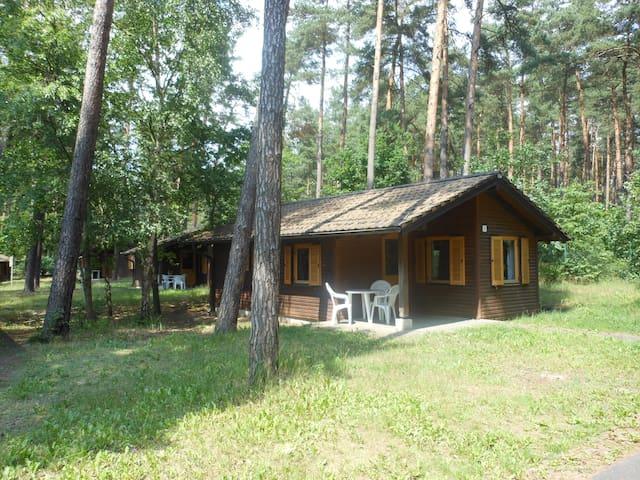 Ferienhäuschen Colbitz - Colbitz - Houten huisje