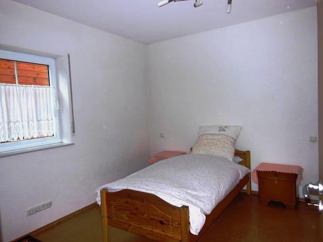 Gemütliche Ferienwohnung am Kylltal-Radweg - Bitburg - Appartement
