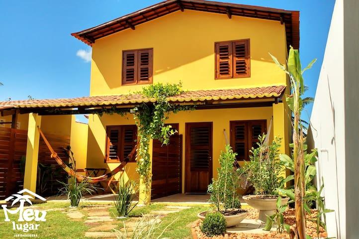 Meu Lugar Jericoacoara 1 - Complete apt. w/ garden - Jericoacoara Beach - Kondominium