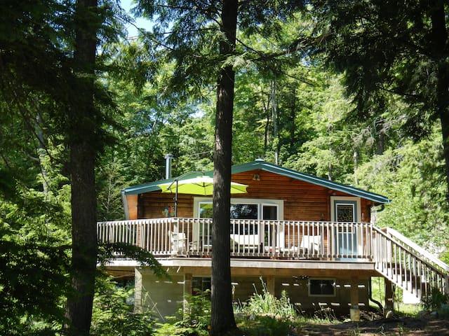 Lakefront Cottage on Chandos Lake - Apsley