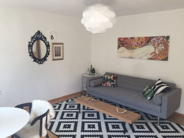 Charming, Sunny 1BR Apartment - Pforzheim - Appartement
