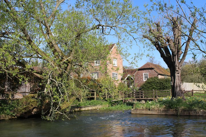 Mini break at The Mill at Droxford - Droxford - Maison
