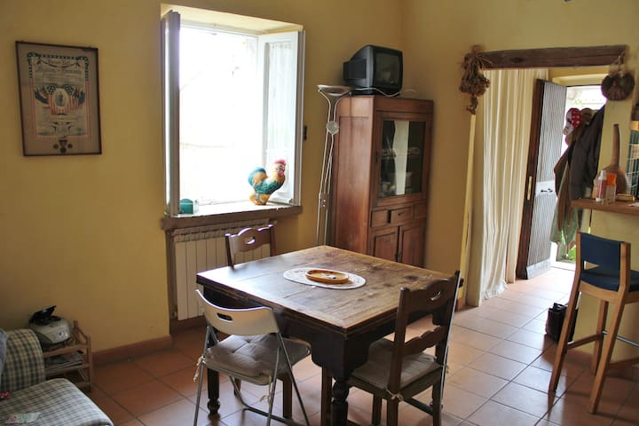 Charming house in Etruscan land - Farnese - Maison