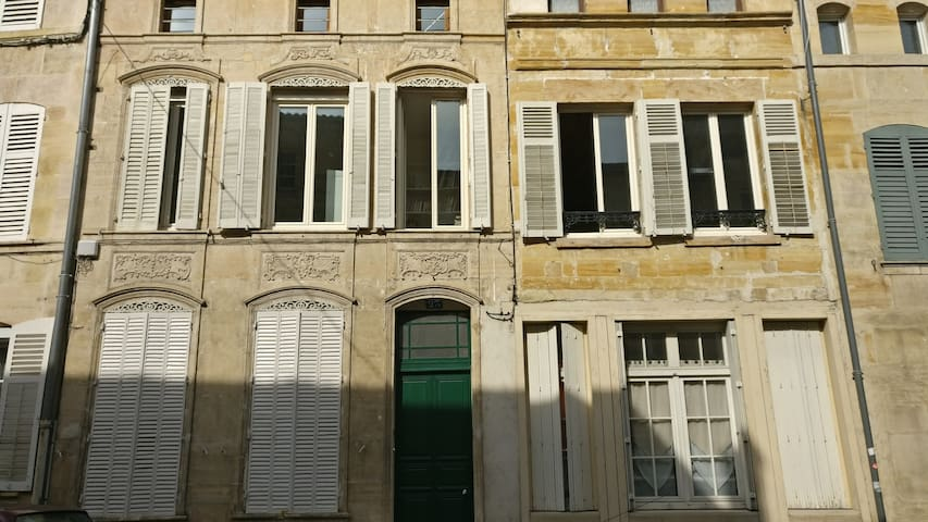 Appartement 18eme - Bar-le-Duc - Appartamento