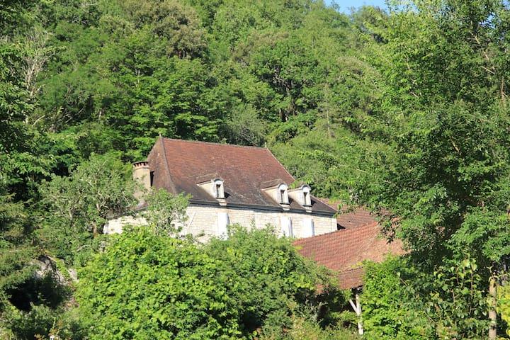 La maison d'Albertine - Peyrillac-et-Millac