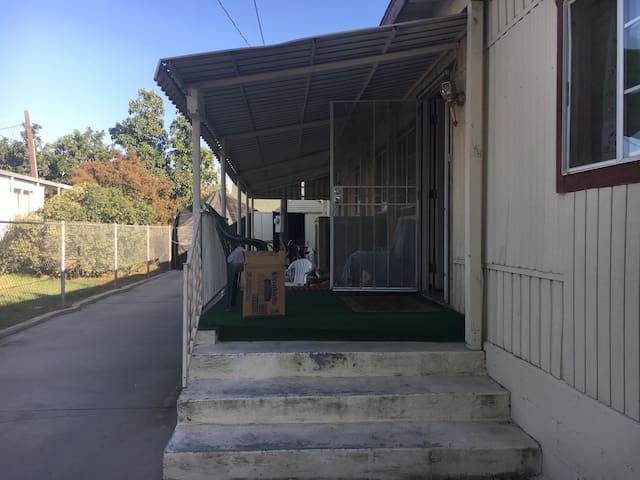 Sequoia comfortable stay - Porterville - Ev