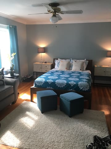 Westside Charmer- Close to downtown GR! (private) - Grand Rapids - Apartament