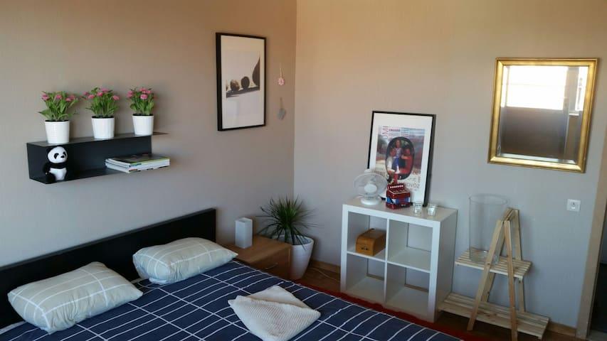 Apartment center Herentals 2 pax - Herentals - Leilighet