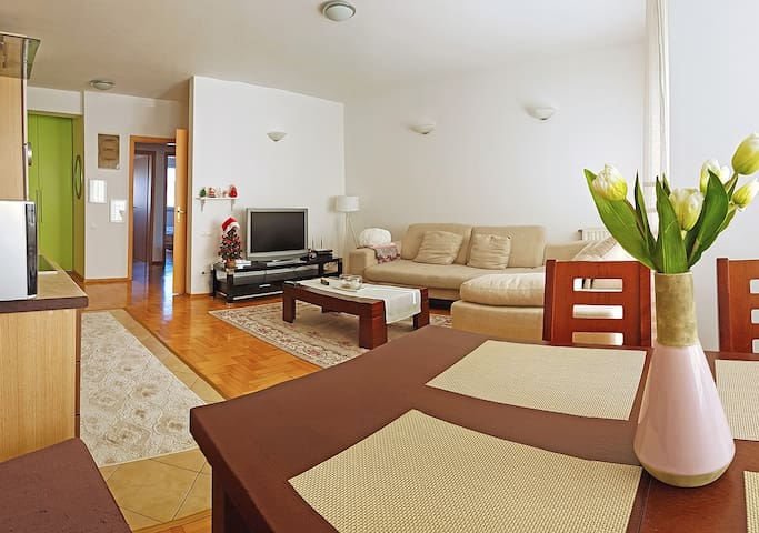 Lovely and Cozy big apartment in Pristina - Prishtina - 아파트