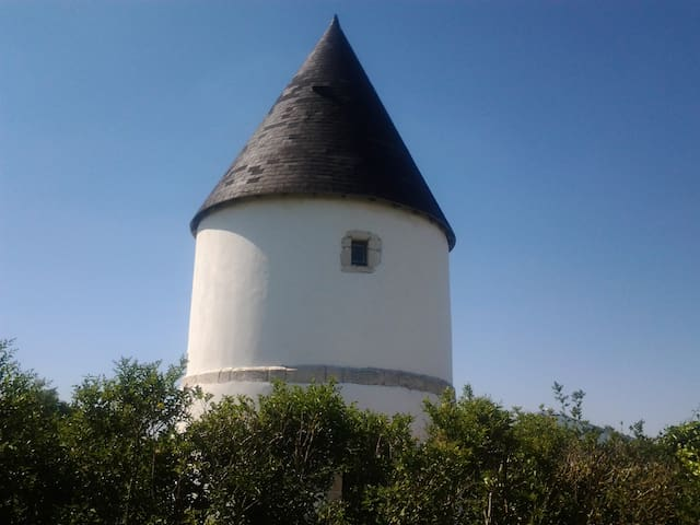 Windmill - Moulin à Vent - Vouillé-les-Marais - Otros