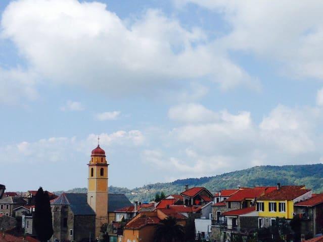Casa San Damiano - Villa Faraldi - Hus