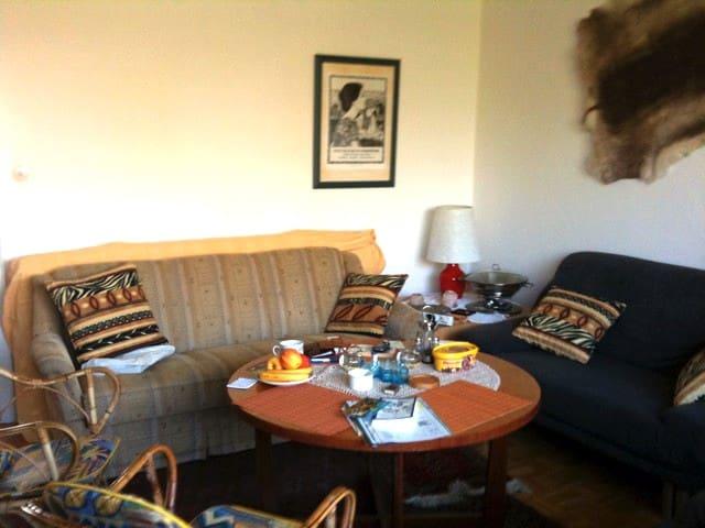 2 Zimmer Wohnung mit Balkon in Bad Segeberg - Bad Segeberg - Appartement