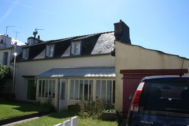 Maison idéal découverte Finistère - Landerneau - Hus