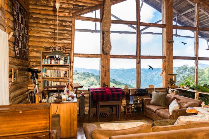 Cabaña Rustica, agradable Cedral Gr - Acosta, Cedral, San José - Kulübe