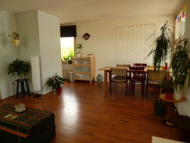Cosy and light apartment near city centre Tilburg - Tilburg - Leilighet