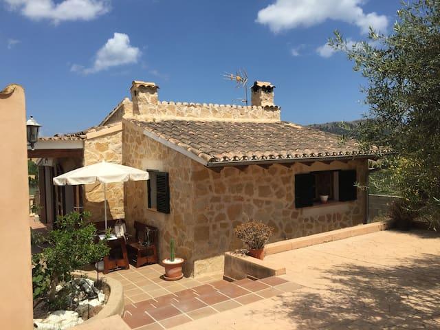 Caseta Rústica en Son Moll - Illes Balears - Rumah