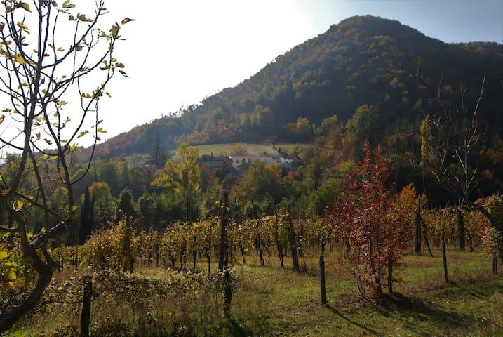 Casa in un incantevole borgo vicino a Bologna - Marzabotto - Oda + Kahvaltı