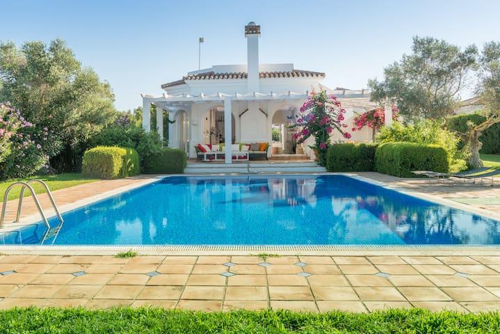 Peter ellegiers - Benalup-Casas Viejas - Villa