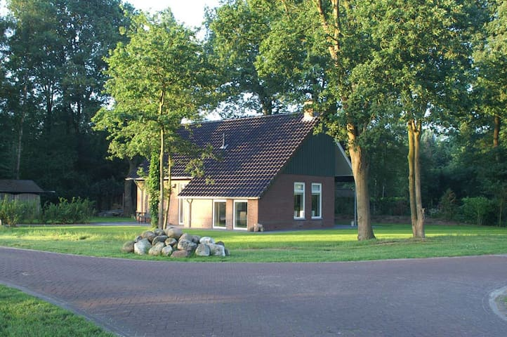 Huisje in Gees Drenthe - Gees - Cabane