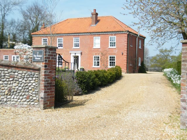 Stylish house offering luxury bed and breakfast - Great Ryburgh - Pousada