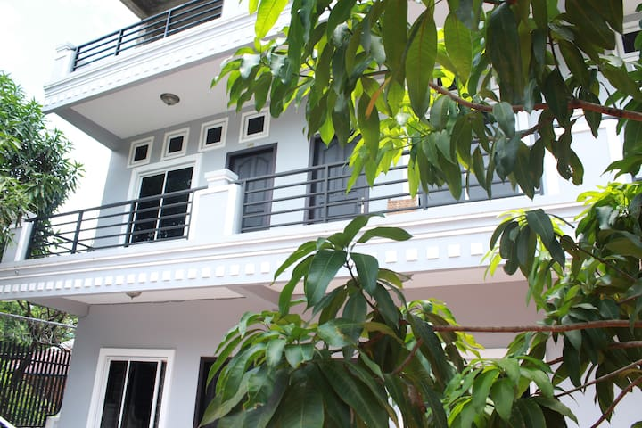 Quiet Apartment Room in Downtown - Krong Preah Sihanouk - Willa