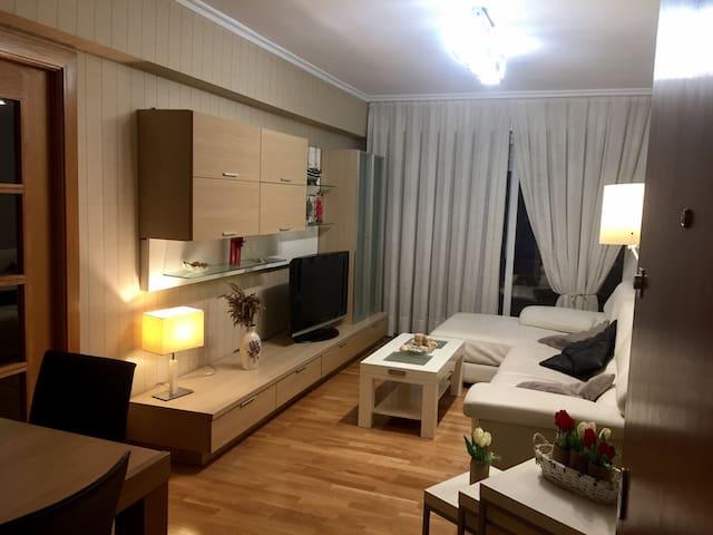 Moderno apartamento en segunda línea de playa - Laredo - Apartemen