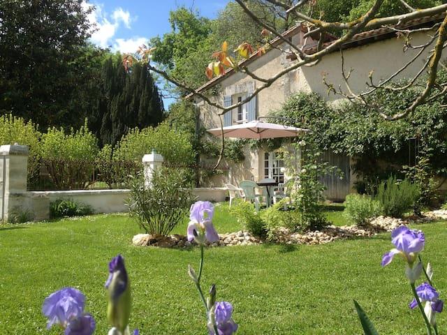 Pretty Cottage close to Aubeterre  - Laprade