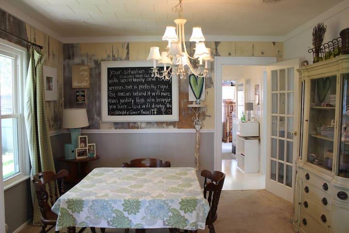 Cozy Cottage of South Texas - Edna - Casa