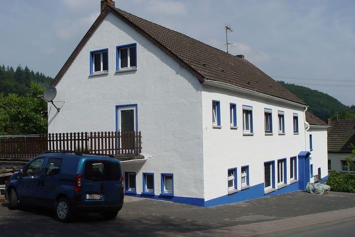 Wellspring - Retreat Center - Eifel - Sankt Thomas